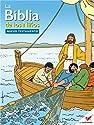 La Biblia de los Niños - Cómic Nuevo Testamento (Spanish Edition)