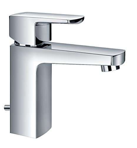 Artos F701-1BN Safire Lavatory Faucet, Brushed Nickel