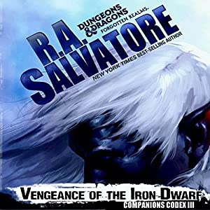 Vengeance of the Iron Dwarf Audiobook
