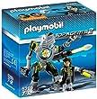 Playmobil 5289 Top Agents Mega Masters Robo Blaster