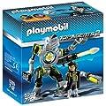 Playmobil Agentes Secretos 2 - Robot mega masters (5289)
