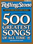 Rolling Stone Easy Piano Sheet Music...