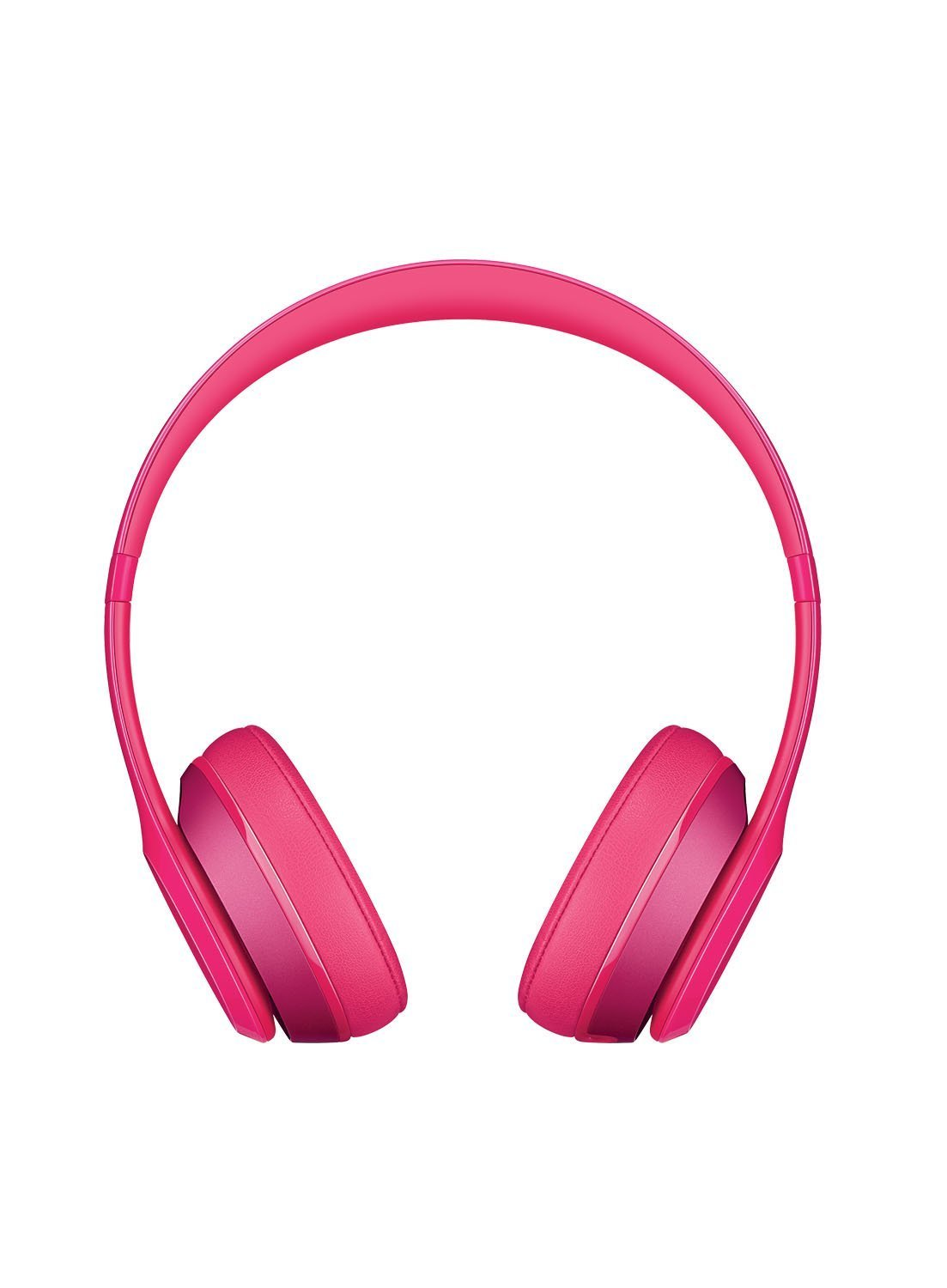 Beats Solo 2 Wired On-Ear Headphone - Pink (Certified Refurbished)