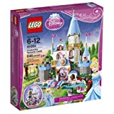Cinderella's Romantic Castle LEGO® Disney Princess Set 41055