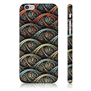 Apple iPhone 6 Plus Abstract Pattern Printed Designer Mobile Phone Case Back Cover by Be Awara - Matte Finish