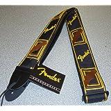 Fender Guitar Strap Black