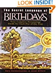The Secret Language of Birthdays (rei...