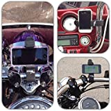 Cell Buckle - Motorcycle Phone Mount, iPhone Bike Mount, Phone Holder, and HandleBar Mount
