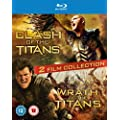 Clash Of The Titans/Wrath Of The Titans [Blu-ray] [Region Free]