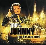 100% Johnny : Live � la Tour Eiffel