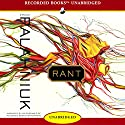 Rant Audiobook by Chuck Palahniuk Narrated by  various