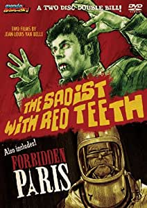 Sadist With Red Teeth [Import USA Zone 1]