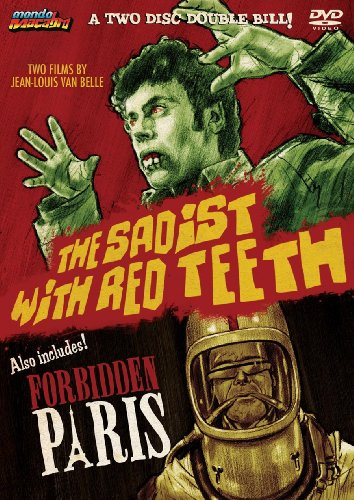 Sadist With Red Teeth [DVD] [1970] [Region 1] [US Import] [NTSC]