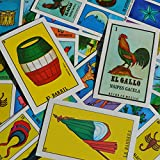 Loteria Mexicana Family Set of 20 Boards and Cards