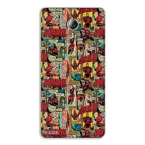 Marvel Civil War PBMARCOMMM2008 Daredevil Meizu M2 (Multicolor)