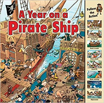 A Year on a Pirate Ship (Time Goes By)