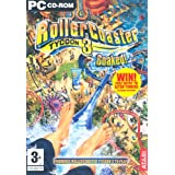 Rollercoaster Tycoon 3: Soaked! Expansion Pack (PC CD)by Namco Bandai