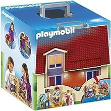 Comprar Playmobil - Maletín casa de muñecas (5167)