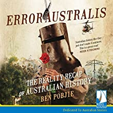 Error Australis Audiobook by Ben Pobjie Narrated by Jim Pike