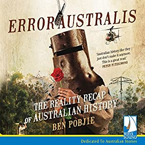 Error Australis Audiobook
