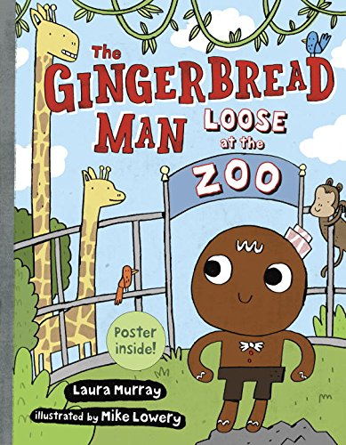 The Gingerbread Man Loose at The Zoo PDF