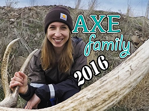 Axe Family 2016 - Season 2