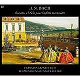 J.-S. Bach : Sonates et Solo pour la flûte traversière