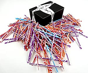 Wonka Pixy Stix, 1 lb Bag in a Gift Box