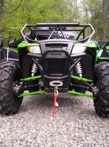 Arctic Cat Wildcat Trail Viper Max Winch With 50 Synthetic