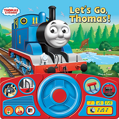 Ride Along with Thomas (Steering Wheel Book)