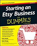 img - for Starting an Etsy Business For Dummies book / textbook / text book