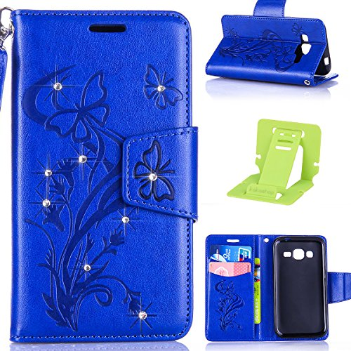 Coque samsung galaxy j3 2016 pu cuir galaxy j3 2016 for Housse j3 2016