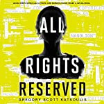 All Rights Reserved: Word$, Book One | Gregory Scott Katsoulis