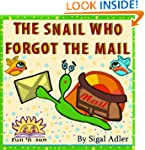 Children books:THE SNAIL WHO FORGOT T...