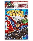 American Greetings Justice League Invite and Thank-You Combo Pack (8 Count)