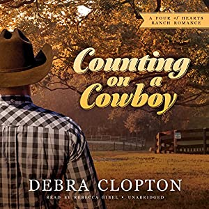 Counting on a Cowboy Audiobook