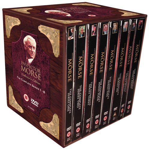 Inspector Morse - The Complete Series (33 Disc