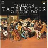 Telemann: Tafelmusik (Complete) [Box Set] ~ G.P. Telemann