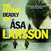 The Second Deadly Sin: Rebecka Martinsson, Book 5 | Asa Larsson, Laurie Thompson (translator)
