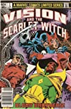 img - for The Vision and the Scarlet Witch #3 January 1983 book / textbook / text book
