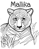 AMAZING MALLIKA-Anger Management Children's Book (Text-Only Version)