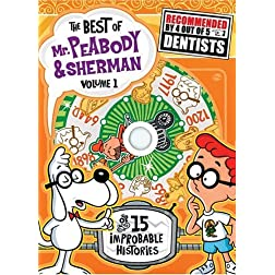 The Best of Mr. Peabody & Sherman, Vol. 1