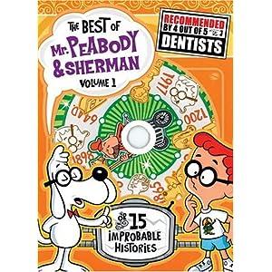 The Best of Mr. Peabody & Sherman, Vol. 1 movie