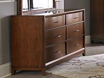 Kasler 6 Drawer Dresser