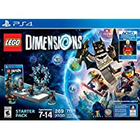 LEGO Dimensions Starter Pack with Supergirl for PlayStation 4