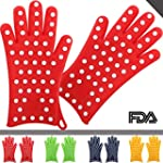 Finally! Women's Silicone Oven Mitts...
