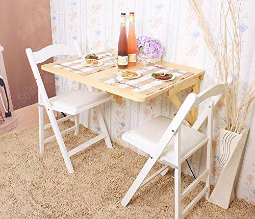 Sobuy tavolo pieghevole muro prezzo ioandroid for Table murale rabattable avec pied