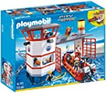 Playmobil 5539 City Action Coast Guar...