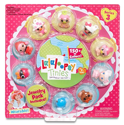 Lalaloopsy Tinies Doll (10-Pack)- Style 6 - 1