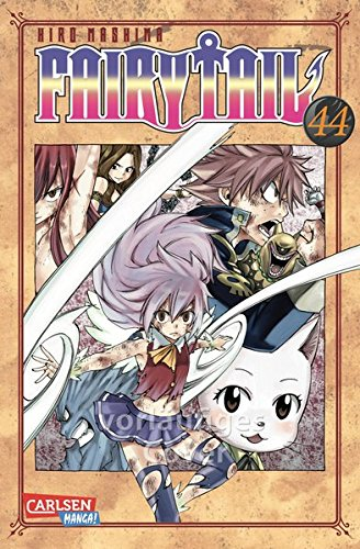 Fairy Tail, Band 44